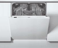 Whirlpool WIC 3C26 / Einbau / vollintegriert / Nischenhöhe 82 - 90 cm