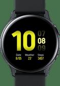 Samsung Galaxy Watch Active2 Schwarz 40 mm Aluminium