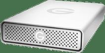 G-Technology G-Drive 10 TB Silber