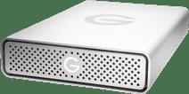G-Technology G-Drive USB-C 4 TB