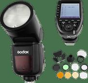 Godox Speedlite V1 Sony X-Pro Auslöser-Zubehörset
