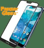 PanzerGlass Nokia 7.1 Displayschutzglas schwarz
