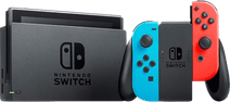 Nintendo Switch (Upgrade 2019) Rot / Blau