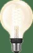 Philips Hue Glühfadenlampe White Globe E27 Bluetooth