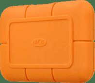 LaCie Rugged USB-C SSD, 1 TB