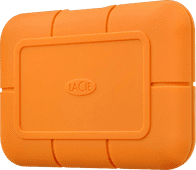 LaCie Rugged USB-C SSD, 2 TB
