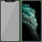 PanzerGlass Datenschutz Camslider iPhone Xs Max / 11 Pro Max Displayschutzglas Schwarz