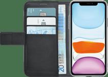 Azuri Brieftasche Apple iPhone 11 Book Case Schwarz