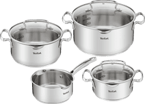 Tefal Duetto + 4-teiliges Topfset