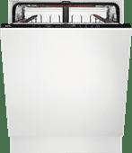 AEG FSE63617P / Einbau / Vollintegriert / Nischenhöhe 82 - 90 cm