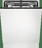 AEG FSE63757P / Einbau / Vollintegriert / Nischenhöhe 82 - 90 cm