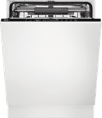 AEG FSE63727P / Einbau / vollintegriert / Nischenhöhe 82¿90 cm