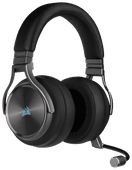 Kabelloses Gaming-Headset Corsair Virtuoso RGB Schwarz Special Edition