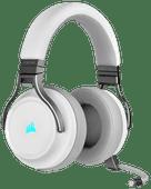 Kabelloses Gaming-Headset Virtuoso RGB Weiß