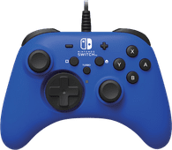 HORI ¿ Nintendo Switch Blue Horipad Wired Gamepad