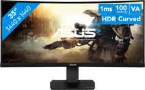 ASUS ROG TUF Curved VG35VQ