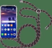 StilGut Huawei P Smart (2019) Rückseite mit transparentem Kabel