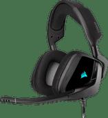 Gaming-Headset Corsair Void RGB Elite USB Premium PC Carbon/Schwarz