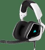 Gaming-Headset Corsair Void RGB Elite USB PC Schwarz/Weiß