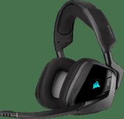 Kabelloses Gaming-Headset Corsair Void RGB Elite PC/PS4 Carbon/Schwarz