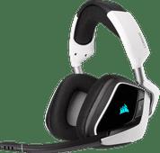 Kabelloses Gaming-Headset Corsair Void RGB Elite PC/PS4 Schwarz/Weiß