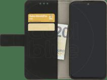 Nur für den Fall Brieftasche Motorola One Zoom Book Case Schwarz