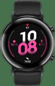 Huawei Watch GT 2 Edelstahl Schwarz 42 mm
