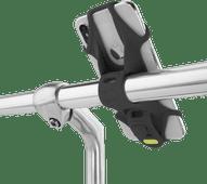 BoneSport Bike Tie 2 Universal-Fahrradhalterung Schwarz