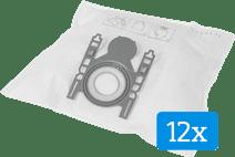 Veripart Staubsaugerbeutel für Bosch und Siemens (12 Stück)