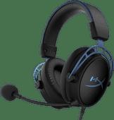 Gaming-Headset HyperX Cloud Alpha S Pro Schwarz/Blau