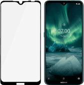 PanzerGlass Case Friendly Nokia 6.2 / 7.2 Displayschutzglas Schwarz