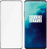 PanzerGlass Case Friendly OnePlus 7T Pro Displayschutzglas Schwarz