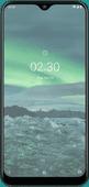 Azuri Nokia 2.3 Displayschutzglas Schwarz
