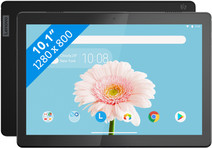 Lenovo Tab M10 2 GB 32 GB WLAN Schwarz