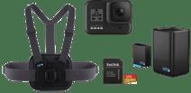 GoPro HERO 8 Black - Chest Mount Set
