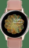 Samsung Galaxy Watch Active2 Rosé Gold 40 mm Edelstahl