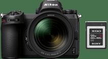 Nikon Z6 + Nikkor Z 24-70 mm f/4 S + FTZ Adapter + 120 GB XQD Speicherkarte