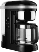 KitchenAid 5KCM1209EOB Schwarz