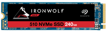 Seagate IronWolf 510 NVMe M.2 NAS SSD, 240 GB