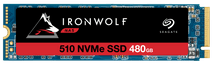 Seagate IronWolf 510 NVMe M.2 NAS SSD, 480 GB