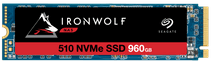 Seagate IronWolf 510 NVMe M.2 NAS SSD, 960 GB