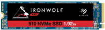 Seagate IronWolf 510 NVMe M.2 NAS SSD, 1,92 TB