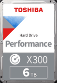 Toshiba X300 HDWE160EZSTA 6 TB
