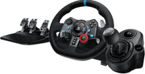Logitech G29 Driving Force + Logitech Driving Force Shifter