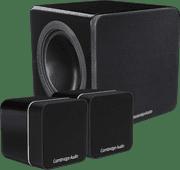 Cambridge Audio Minx 2.1 Set Schwarz