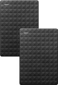 Seagate Expansion Portable 2 X 1 TB (Duo-Pack)