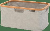 Brabantia einklappbarer 40-Liter-Wäschekorb ¿ Grau