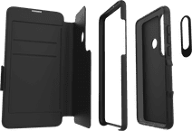 GEAR4 Oxford Huawei P30 Lite Bücherregal Schwarz