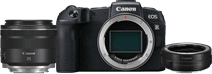 Canon EOS RP + Adapter + 35 mm f/1.8 IS STM Makro