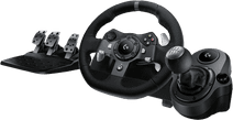Logitech G920 Driving Force Xbox und PC + Logitech Driving Force Shifter